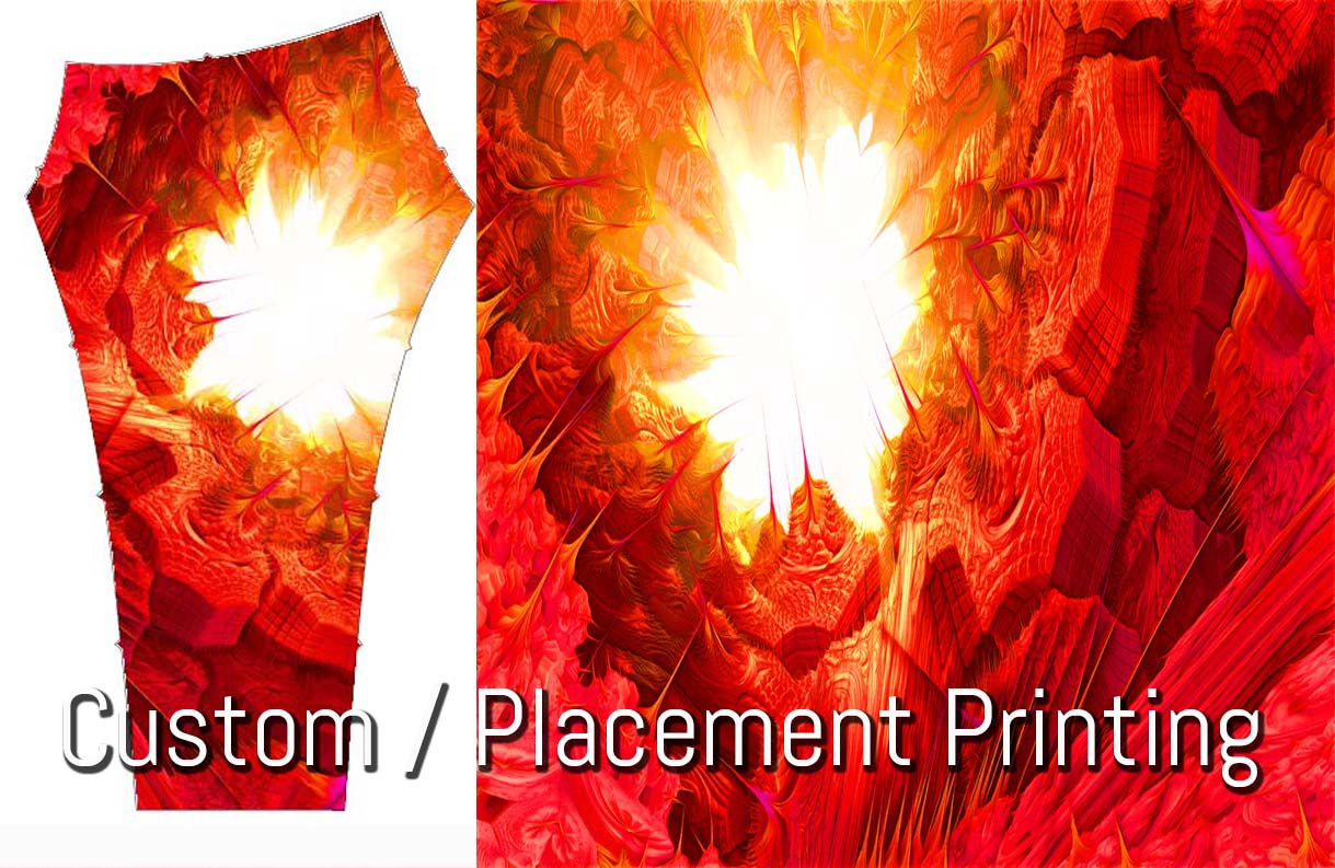 Prima-Tex Custom / Placement Prints